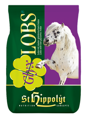 Hevosten Herkkupussi St Hippolyt Glyx-Lobs