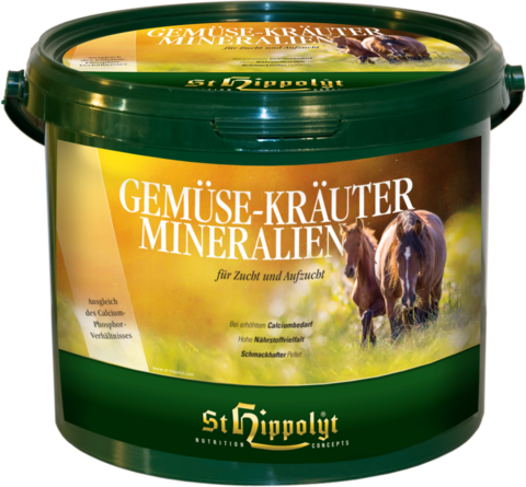 Kivennäinen Gemuse-Krauter-Mineralien 10kg