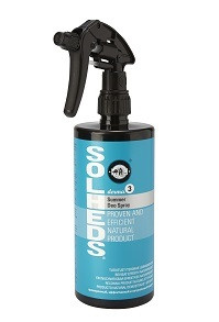Summer Deo Spray Derma3 750ml