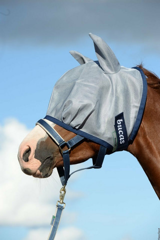 Buzz-off Fly Mask Bucas