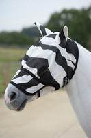 Zebra Extended Nose Mask Bucas
