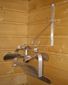 Lempeät Löylyt saunatuuletin, perusmalli, alumiini