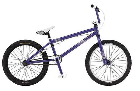 GT BMX - Fly purple