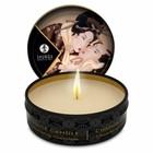 Hierontakynttilä - Suklaan tuoksuinen lämmin hierontaöljy
