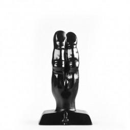 ZIZIXXX - Kaksi sormea tappi Haaveiletko sormistä pepussasi? Yksin tai kaksin, anaaliseksi lisää nautintoa miehillä ja naisilla.