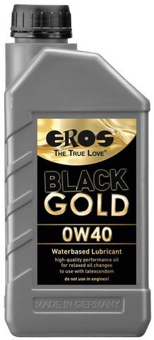 Eros Gold vesipohjainen liukuvoide litran pullo