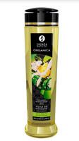 Luomu orgaaninen hierontaöljy tuoksu raikas vihreätee hierontaan