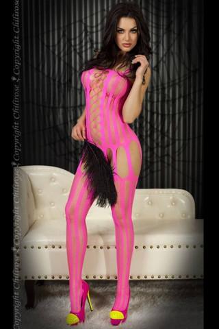 Pinkki Catsuit - Sinulle joka haluat piristää päivääsi, tulla nähdyksi