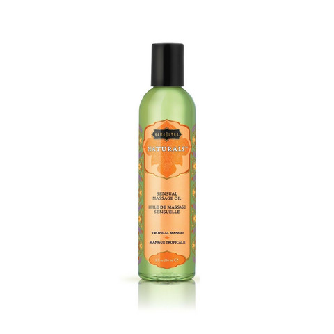 Kama Sutra Sensuelli hierontaäöljy koko vartalolle - Mehukas Mangon tuoksu