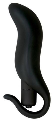 Vibrallinen anaalitappi - Sulavalinjainen anustappi  värinää anaaliin