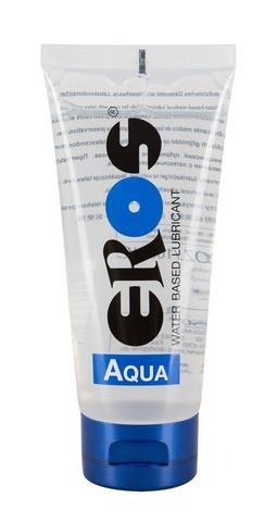 Eros - vesiliukoinen liukaste 100 ml tuubi