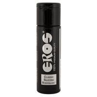 Eros Classic - Silikonipohjainen liukuvoide, riittoisa, luistava 30 ml