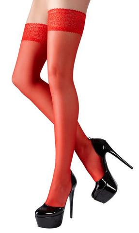 Stay Up sukat - Punaiset stayup sukat