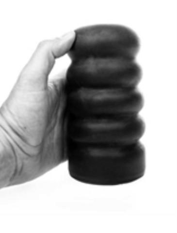 Twink All Black stroker masturbaattori super pehmeää