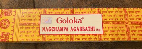Goloka nagchampa agarbathi suitsuke