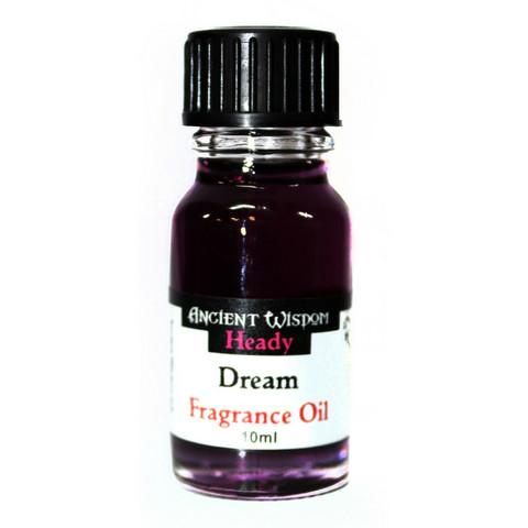 Dream unelma - aromiöljy, fragrance oil uskalla unelmoida
