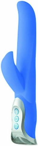 Vibe therapy Grandiose hiljainen kiihottimella varustettu hieromasauva