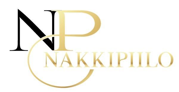 NP nakkipiilon logo kuva jossa on n ja p-kirjain