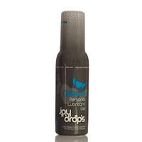 Joy Drop`s Natural Lubricant Gel - vesiliukoinen liukaste pumppupullossa