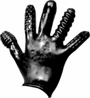 Texture Fisting Gloves