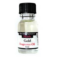 Gold tuoksuöljy - Voimallinen - eteerinenöljy aromi