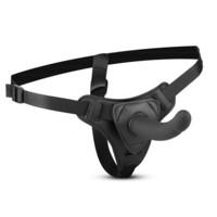 Strap-on harness - Lannedildon vyö silikonia - säädettävä - strapon