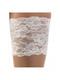 Poirier Stay-up sukat, vaalea hiekka Cosmetic