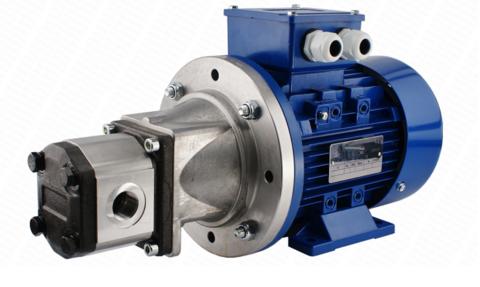 4kW sähkömoottori hydrauliikkapumpulla 12l/min, 190bar