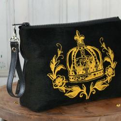 Kruunu -meikkipussi