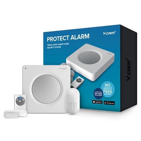 Y-cam Protect hälytysjärjestelmä