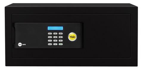 Yale YLB/200 Laptop Musta, turvakaappi