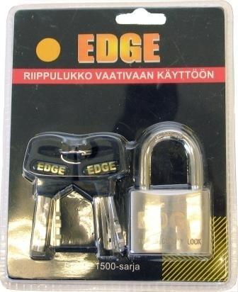 EDGE riippulukko vaativaan käyttöön 1500-sarja, 50mm