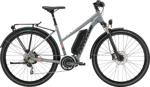 Cannondale Quick Neo Tourer Women's