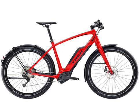 Trek Super Commuter 8+ 2019