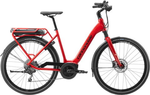 Cannondale Mavaro Active City 2019 Punainen