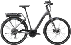Cannondale Mavaro Active City 2019 Harmaa