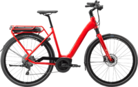 Cannondale Mavaro Active City 2020 Acid Red