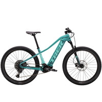 Trek Powerfly 5 Women's Teal/Miami Green