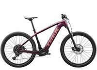 Trek Powerfly 5 Women's Matte Mulberry/Trek Black.