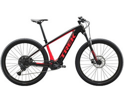 Trek Powerfly 5 Black / Red