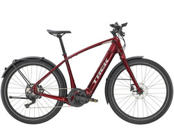 Trek Allant+ 8 Rage Red