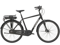 Trek District+ 4 Dnister Black 500Wh