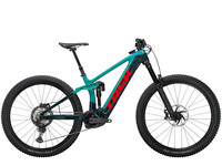 Trek Rail 9.8 XT, Teal / Nautical Navy