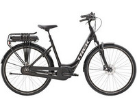District+4 Lowstep 400wh Dnister BLACK