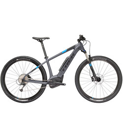 Trek Powerfly 5 Harmaa