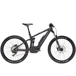 Trek Powerfly FS 7 Musta