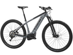 Trek Powerfly 7 2019 Harmaa