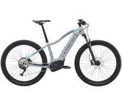 Trek Powerfly 5 Women's 2019 Harmaa