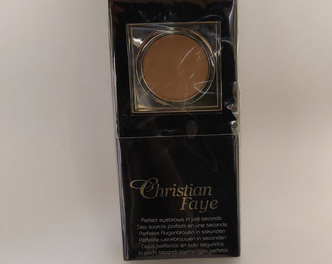 Christian Semi Permanent Eyebrow Makeup Kit / kulmaväri 3g (Brown)