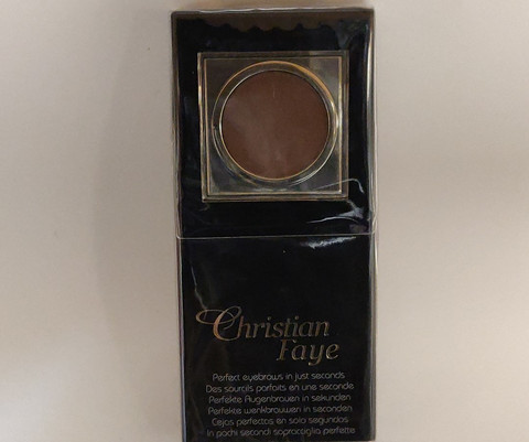 Christian Semi Permanent Eyebrow Makeup Kit / kulmaväri 3g (Irid Brown)